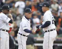 ALCS Game 3 Boston Red Sox at Detroit Tigers
