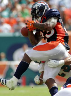 Willis McGahee in Miami