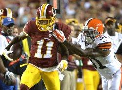 Cleveland Browns vs. Washington Redskins