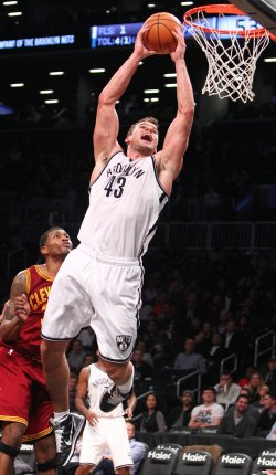 Nets vs Cavaliers at the Barclays Center