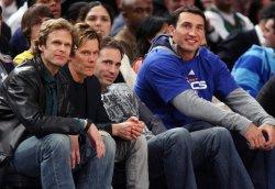 Charlotte Bobcats vs New York Knicks