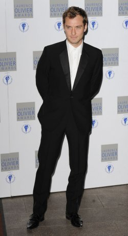 "Jude Law attends ""The Laurence Olivier Awards"""