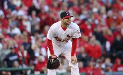 Washington Nationals vs St. Louis Cardinals in Game 1 of NLDS