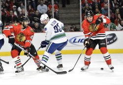 Vancouver Canucks vs. Chicago Blackhawks