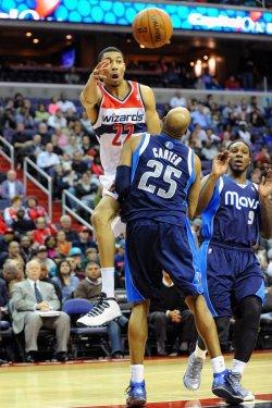 Washington Wizards vs Dallas Mavericks in Washington