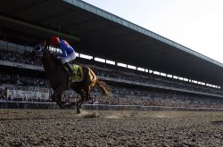 141st Belmont Stakes in New York