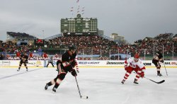 2009 NHL Winter Classic Detroit Red Wings vs. Chicago Blackhawks