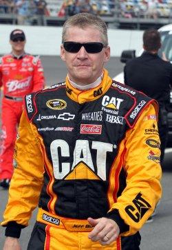 NASCAR Sprint Cup Gatorade Duel #1 at Daytona Florida