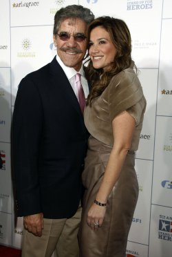 "Geraldo Rivera arrives for the ""Stand Up For Heroes"" Benefit in New York"