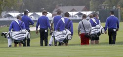 The 39th Ryder Cup matches in Medinah, Illinois
