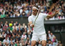 Roger Federer at 2013 Wimbledon Championships