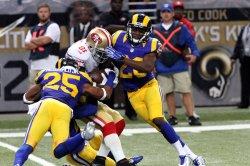 San Francisco 49ers vs St.Louis Rams