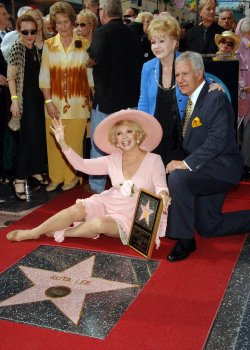 ACTRESS RUTA LEE RECEIVES STAR ON HOLLYWOOD WALK OF FAME