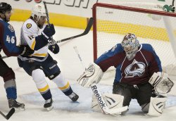 NHL Nashville Predators vs Colorado Avalanche