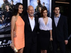 """""""G.I Joe: Retaliation"""" premiere at the TCL Chinese Theatre in Los Angeles"""