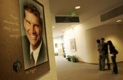 PASTOR TED HAGGARD ACCUSED