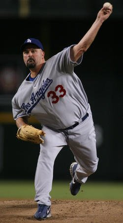 LOS ANGELES DODGERS VS ARIZONA DIAMONDBACKS IN PHOENIX