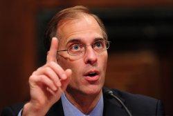 Mark Zandi, testifies on the U.S. economic recovery in Washington