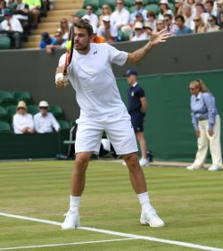Day two of 2014 Wimbledon Championships in London