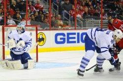 Washington Capitals vs Toronto Maple Leafs in Washington