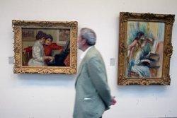 ORANGERIE MUSEUM REOPENS
