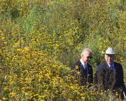 Vice President Joe Biden at Flight 93 Memorial Near Shanksville, PA