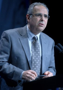 Former Treasury Sec. Rubin speaks at Mayors Conference in Washington