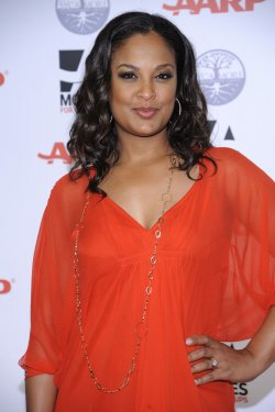 Laila Ali attends the AARP Movies for Grownups Award Gala in Beverly Hills