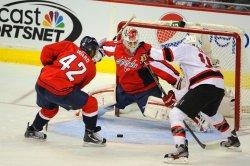 Washington Capitals vs New Jersey Devils in Washington