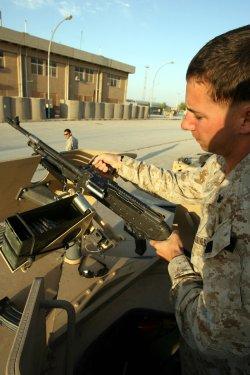 AL-ANBAR MISSION PREPARATION IN IRAQ