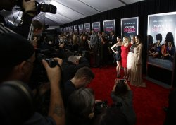 New York Premiere of How To Be Single red carpet