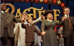 Ragtime the musical opens on broadway to raves