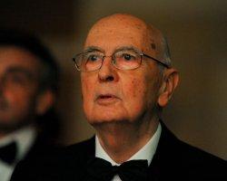 Italian President Giorgio Napolitano attends Sons of Italy Foundation gala in Washington