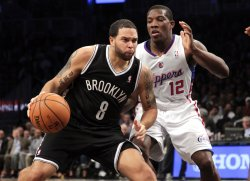 Nets vs Clippers at the Barclays Center