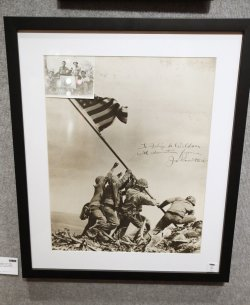 Auction of the Original Iwo Jima Monument
