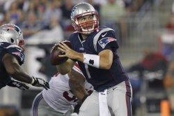 NFL Preseason Giants vs Patriots
