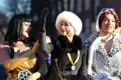 Harvard Hasty Pudding Woman of Year 2014