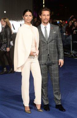 The European Premiere of 'Interstellar' in London