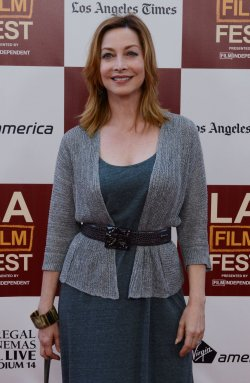 "Sharon Lawrence attends the ""Middle of Nowhere"" premiere in Los Angeles"