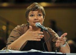 EPA Administrator Lisa Jackson testifies on the Gulf oil spill response in Washington
