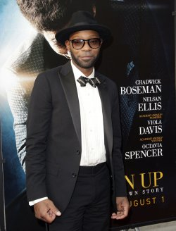 Get On Up world premiere in New York