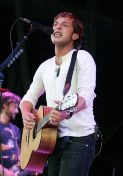 JAMES MORRISON PERFORMS IN CONCERT IN WEST PALM BEACH