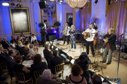 Country Music program at the White House in Washington