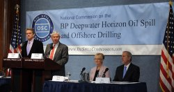 Oil Spill Commission releases final report in Washington