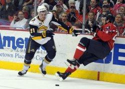 NHL Buffalo Sabres at Washington Capitals