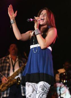 Joss Stone concert in Las Vegas