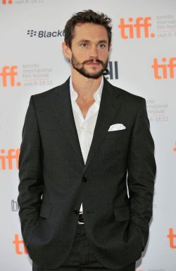 Hugh Dancy attends 'Martha Marcy May Marlene' premiere at the Toronto International Film Festival