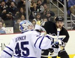 Toronto Maple Leafs vs Pittsburgh Penguins