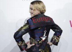 Madonna at the Billboard Women in Music 2016
