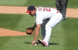 St. Louis Cardinals pitcher Zack Duke